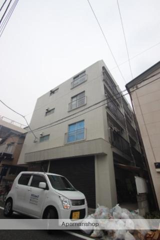東京都墨田区、平井駅徒歩18分の築40年 4階建の賃貸マンション