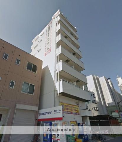 東京都江戸川区、平井駅徒歩30分の築25年 7階建の賃貸マンション