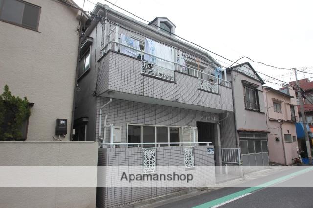 東京都葛飾区、新小岩駅徒歩5分の築26年 2階建の賃貸アパート