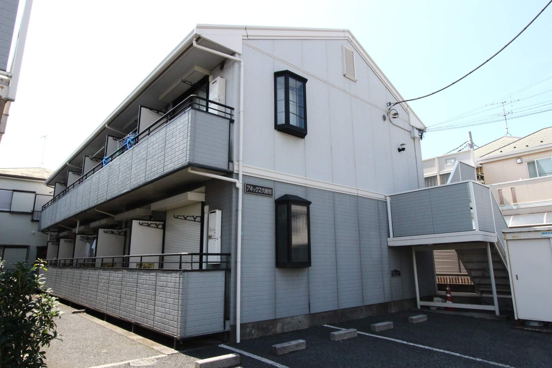 東京都江戸川区、一之江駅徒歩31分の築23年 2階建の賃貸アパート