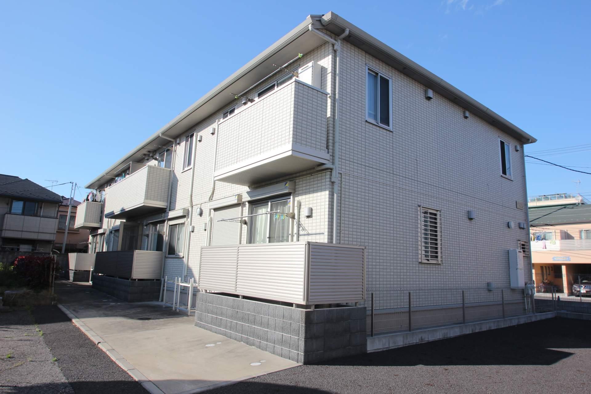 東京都江戸川区、一之江駅徒歩24分の築5年 2階建の賃貸アパート