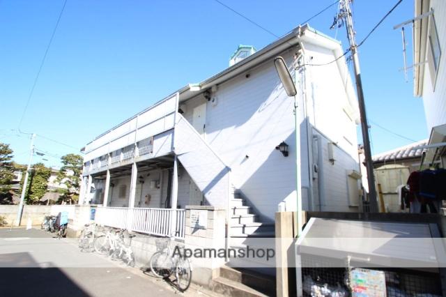 東京都葛飾区、新小岩駅徒歩11分の築32年 2階建の賃貸アパート