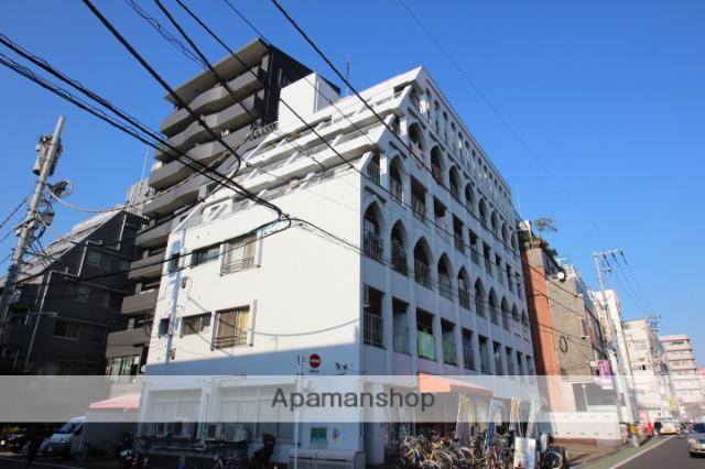 東京都江戸川区、平井駅徒歩1分の築41年 6階建の賃貸マンション