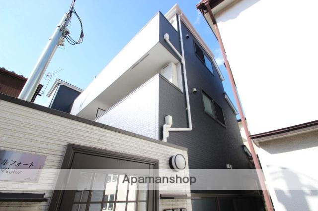 東京都葛飾区、平井駅徒歩34分の築2年 3階建の賃貸アパート