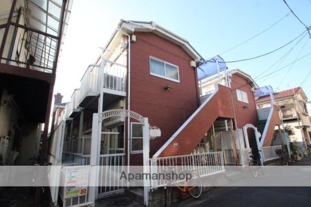 東京都葛飾区、新小岩駅徒歩8分の築24年 2階建の賃貸アパート