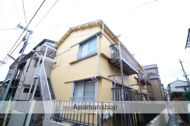 東京都江戸川区、平井駅徒歩12分の築38年 2階建の賃貸アパート