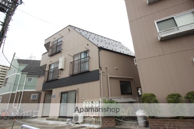 東京都葛飾区、新小岩駅徒歩12分の築19年 3階建の賃貸マンション