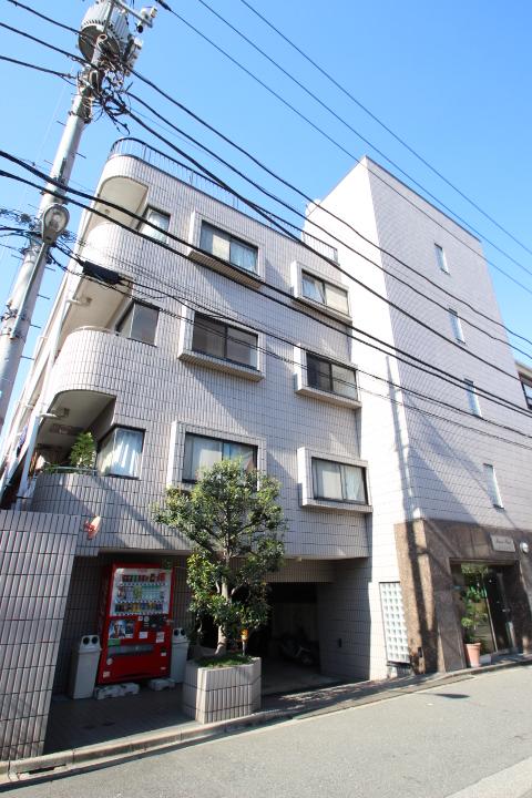 東京都江戸川区、一之江駅徒歩30分の築18年 4階建の賃貸マンション