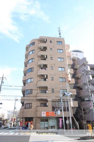 東京都葛飾区、新小岩駅徒歩14分の築22年 8階建の賃貸マンション
