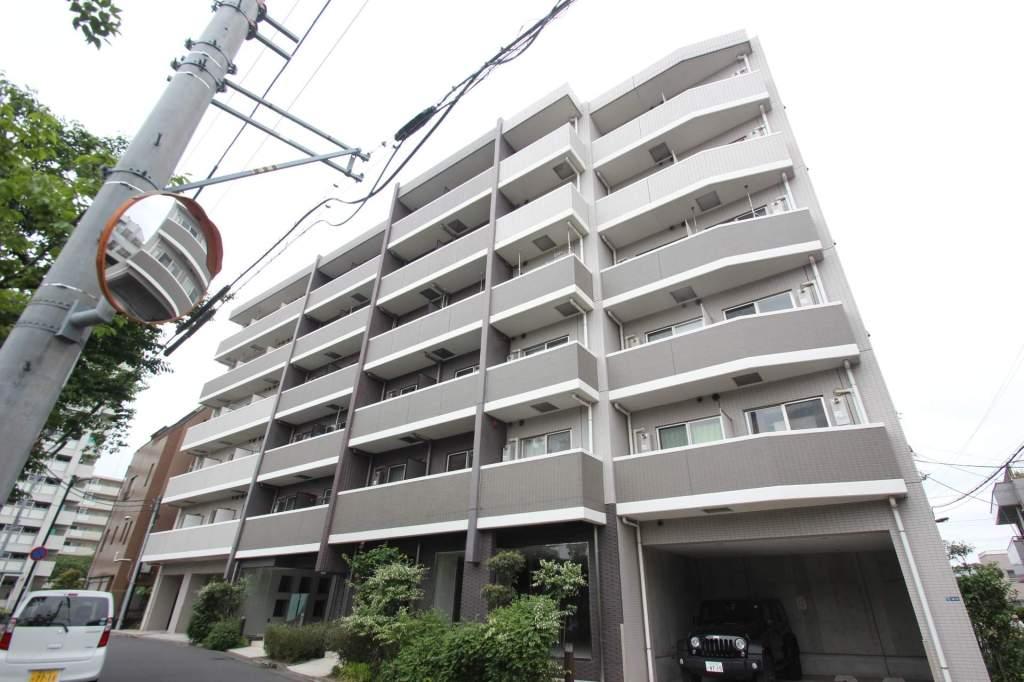 東京都墨田区、小村井駅徒歩10分の築9年 6階建の賃貸マンション