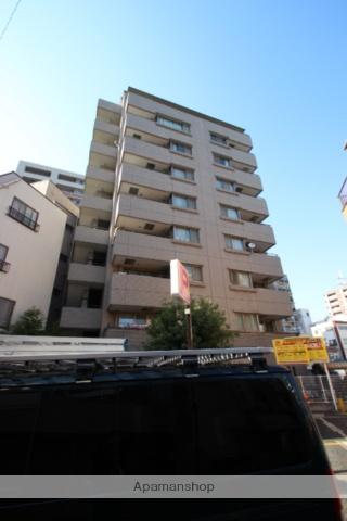 東京都葛飾区、新小岩駅徒歩3分の築18年 9階建の賃貸マンション