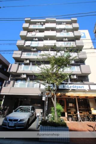 東京都江戸川区、平井駅徒歩4分の築20年 7階建の賃貸マンション
