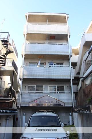 東京都葛飾区、新小岩駅徒歩7分の築28年 5階建の賃貸マンション