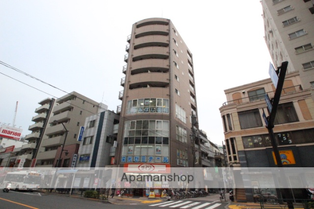 東京都葛飾区、平井駅徒歩27分の築10年 10階建の賃貸マンション