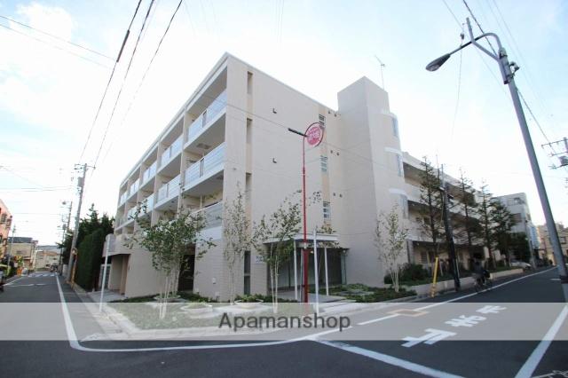 東京都江戸川区、平井駅徒歩27分の築25年 4階建の賃貸マンション