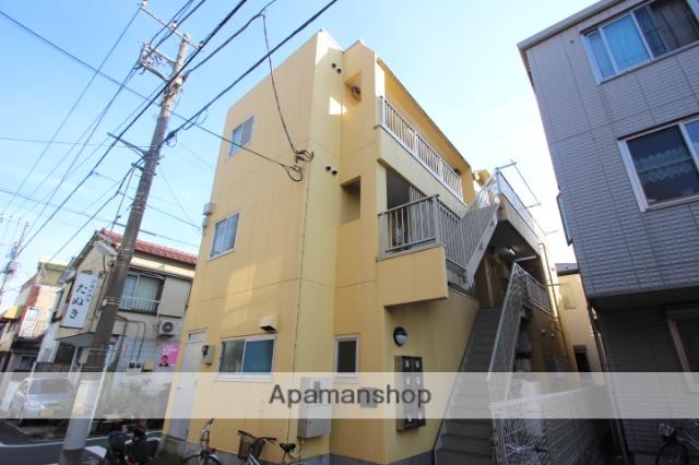 東京都葛飾区、平井駅徒歩26分の築29年 3階建の賃貸マンション