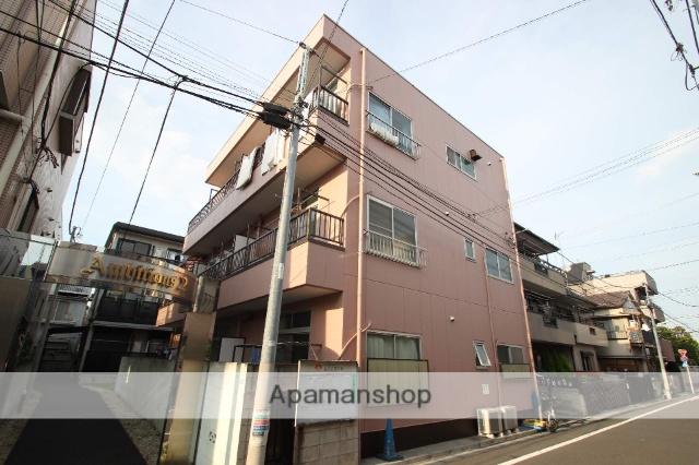 東京都江戸川区、平井駅徒歩28分の築30年 3階建の賃貸マンション