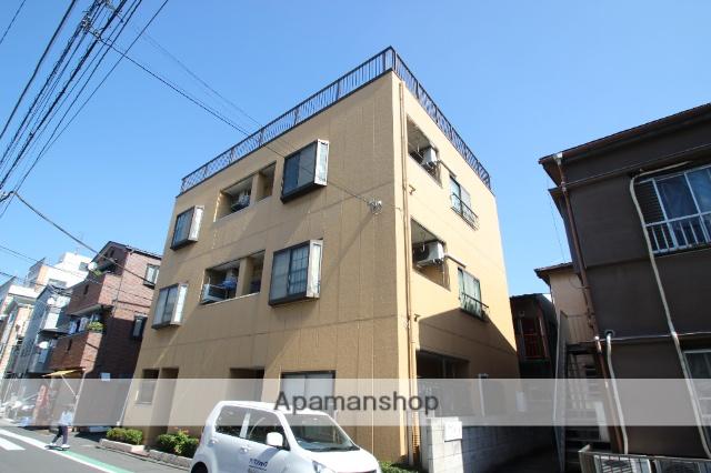 東京都葛飾区、新小岩駅徒歩9分の築26年 3階建の賃貸マンション