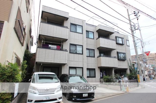東京都江戸川区、新小岩駅徒歩15分の築18年 3階建の賃貸マンション