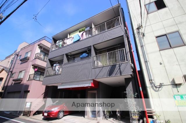 東京都江戸川区、平井駅徒歩4分の築8年 3階建の賃貸マンション