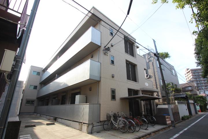 東京都江戸川区、小岩駅徒歩13分の築5年 3階建の賃貸マンション