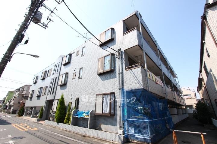 東京都江戸川区、小岩駅徒歩24分の築24年 3階建の賃貸マンション