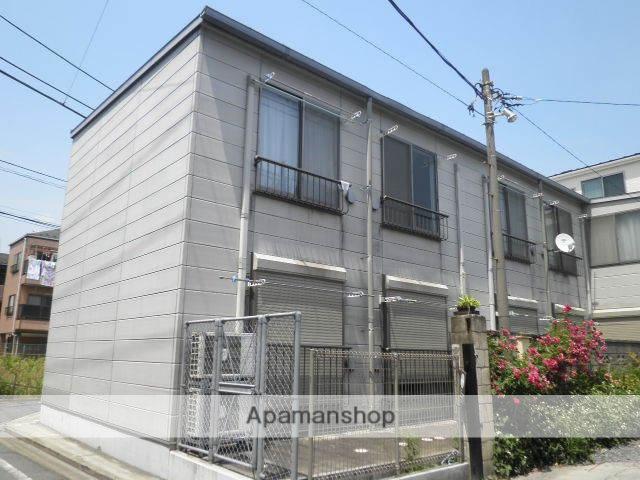 東京都江戸川区、平井駅徒歩10分の築12年 2階建の賃貸アパート