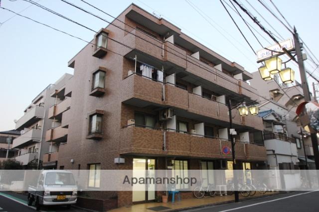 東京都葛飾区、平井駅徒歩36分の築28年 4階建の賃貸マンション