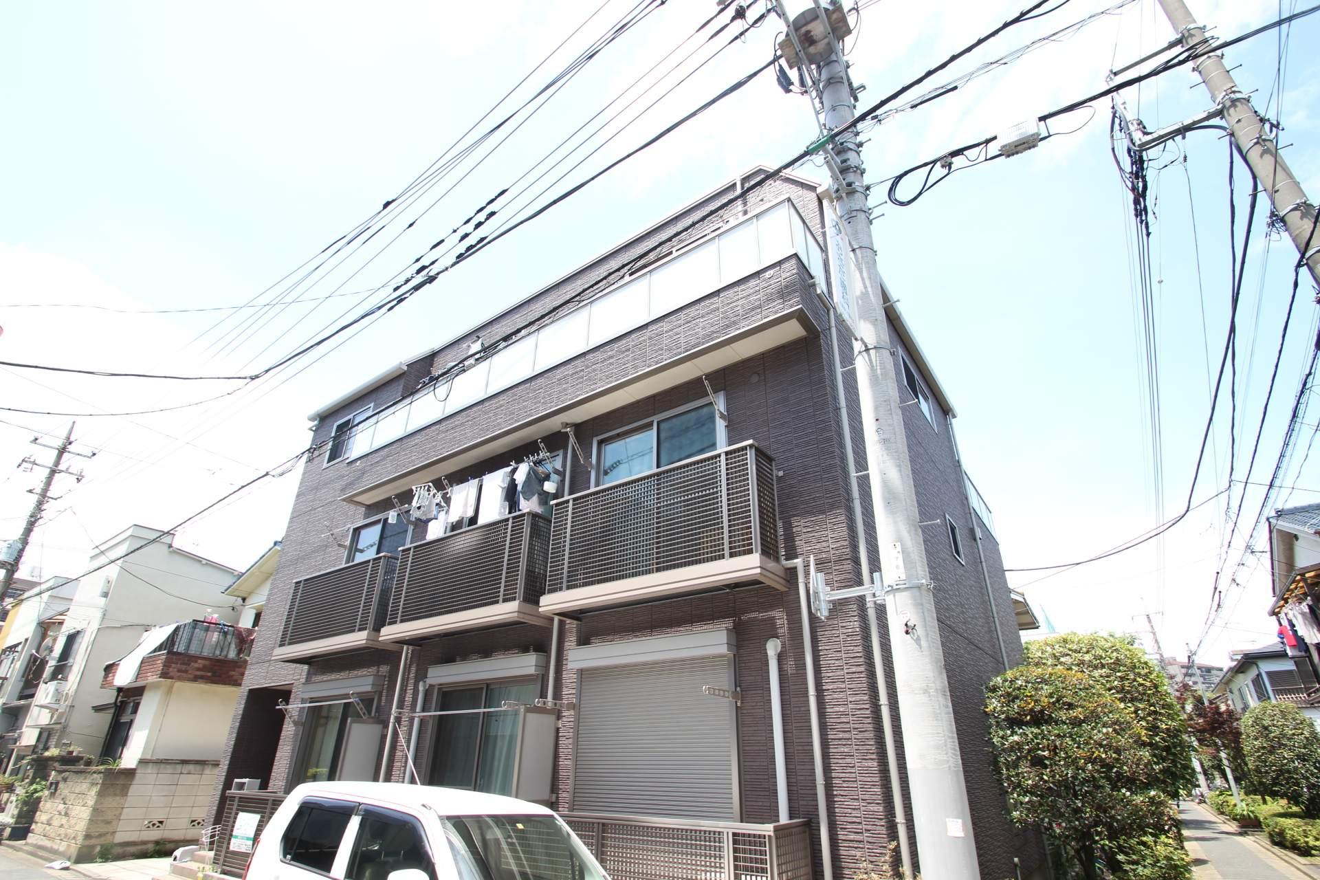 東京都江戸川区、平井駅徒歩31分の築4年 3階建の賃貸マンション
