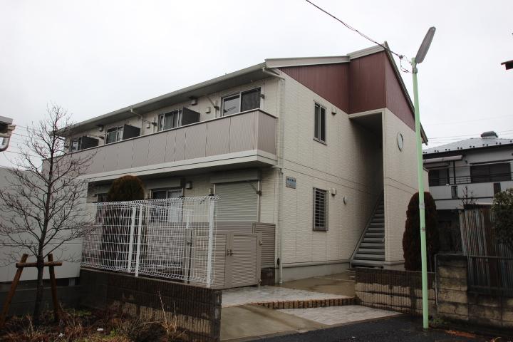 東京都葛飾区、小岩駅徒歩17分の築6年 2階建の賃貸アパート