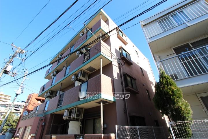 東京都墨田区、平井駅徒歩25分の築12年 4階建の賃貸マンション