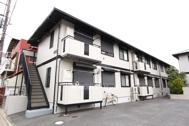 東京都江戸川区、一之江駅徒歩29分の築23年 2階建の賃貸アパート