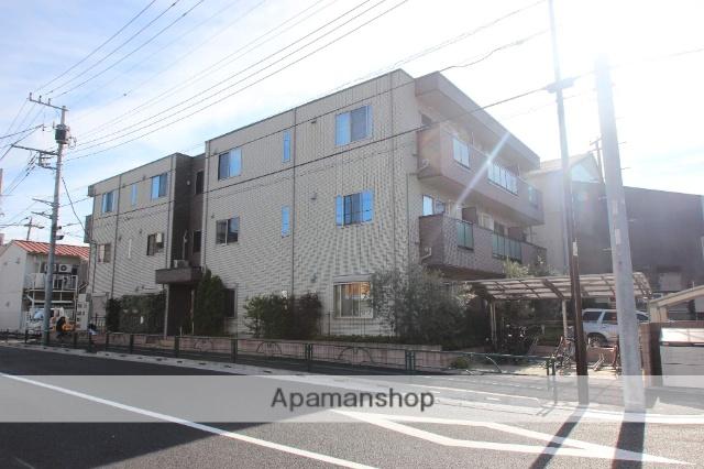 東京都江東区、南砂町駅徒歩15分の築6年 3階建の賃貸マンション