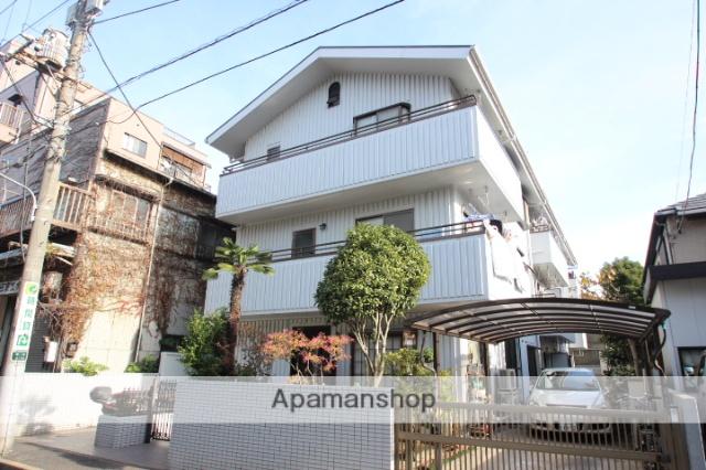 東京都江戸川区、平井駅徒歩7分の築26年 3階建の賃貸マンション