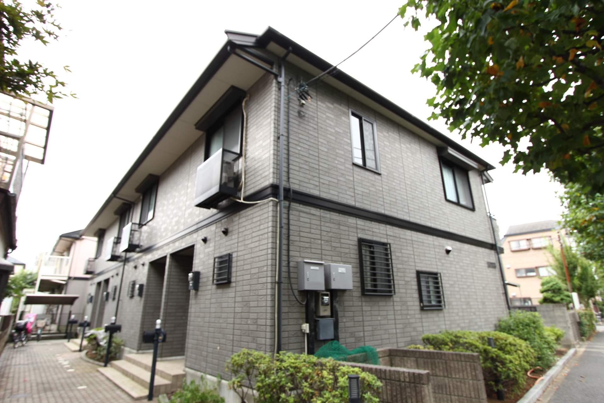 東京都江戸川区、小岩駅徒歩24分の築16年 2階建の賃貸アパート