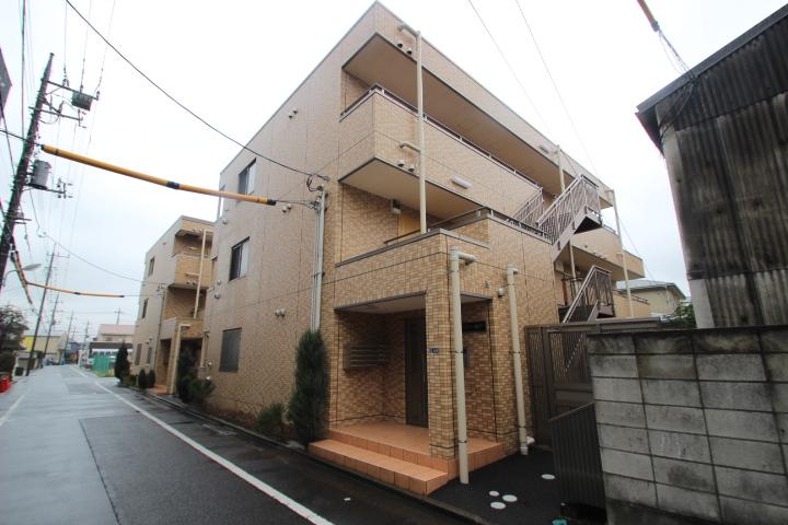 東京都葛飾区、小岩駅徒歩21分の築8年 3階建の賃貸マンション