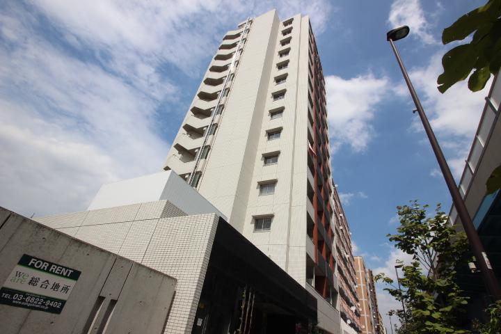 東京都葛飾区、平井駅徒歩28分の築8年 14階建の賃貸マンション