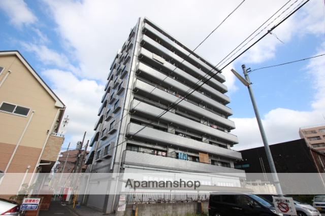 東京都江戸川区、平井駅徒歩34分の築22年 9階建の賃貸マンション