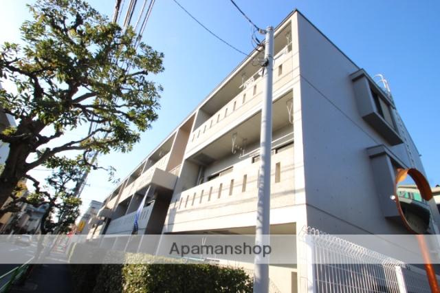 東京都葛飾区、平井駅徒歩29分の築32年 3階建の賃貸マンション