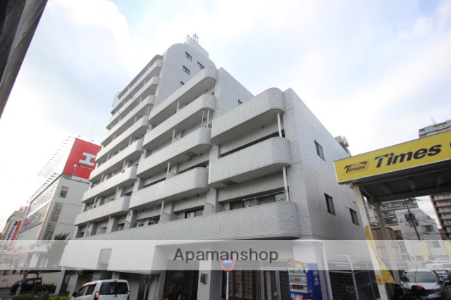 東京都葛飾区、平井駅徒歩29分の築27年 10階建の賃貸マンション