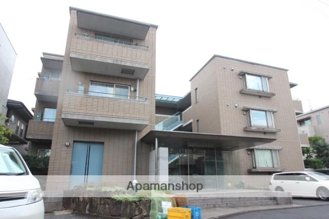 東京都江戸川区、新小岩駅徒歩18分の築17年 3階建の賃貸マンション