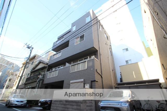 東京都江東区、両国駅徒歩12分の築10年 4階建の賃貸マンション