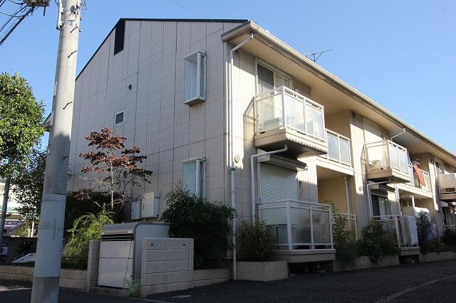 東京都江戸川区、瑞江駅徒歩16分の築23年 2階建の賃貸アパート