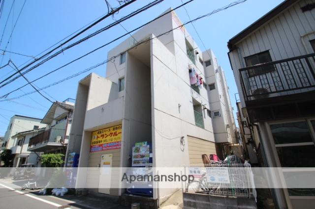 東京都墨田区、平井駅徒歩16分の築38年 4階建の賃貸マンション