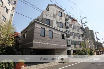 東京都江戸川区、平井駅徒歩9分の築23年 6階建の賃貸マンション