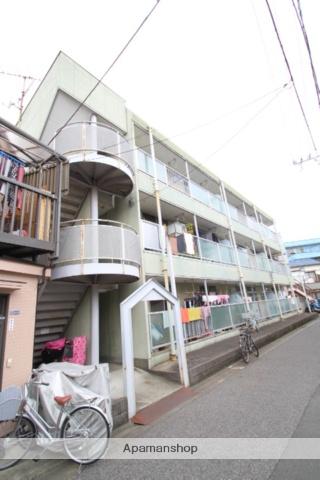 東京都葛飾区、新小岩駅徒歩15分の築31年 3階建の賃貸マンション