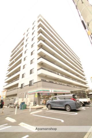 東京都江戸川区、新小岩駅徒歩10分の築12年 10階建の賃貸マンション