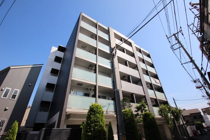 東京都墨田区、平井駅徒歩23分の築8年 6階建の賃貸マンション