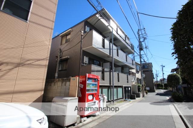東京都江戸川区、新小岩駅徒歩13分の築26年 4階建の賃貸マンション