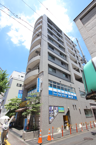 東京都葛飾区、平井駅徒歩28分の築8年 9階建の賃貸マンション